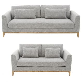 New Mason 3 and 2 Seater Sofas Package