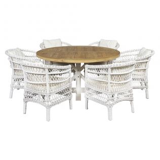 Byron 1500 Dining Package with Malawi Bay Chairs