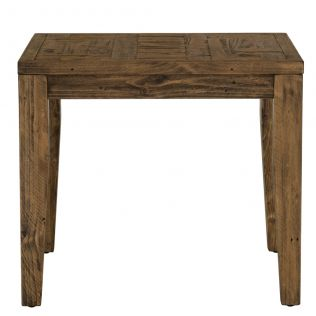 Oslo 900 Square Dining Table with Patchwork Top