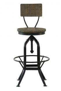 Ultimo Stool with Back