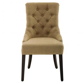 Gallery Dining Chair with Teak Legs