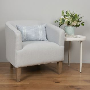 Amelia Chair Pale Duckegg Blue
