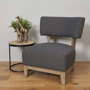 Coco Chair Charcoal