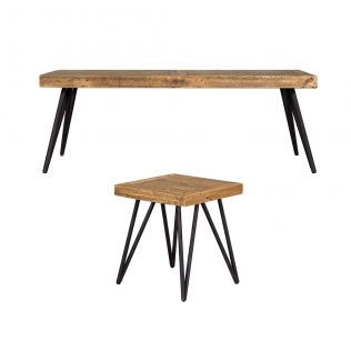 Oslo Coffee and Side Table Package