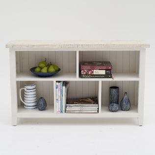 Florence Low Bookcase