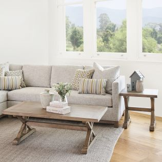 Gaines Coffee Table & Side Table Package
