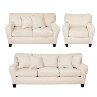 Dynasty 3 and 2 Seater Sofas and Armchair Package