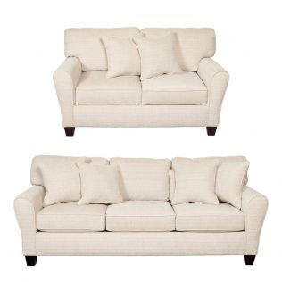 Dynasty 3 and 2 Seater Sofas Package