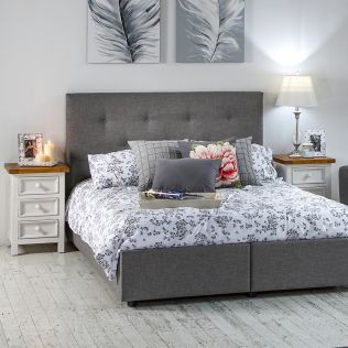Tuscan Bedsides with 3 Drawers Package