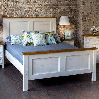 Tuscan Queen Bed Frame