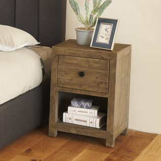 Ultimo Bedside Table
