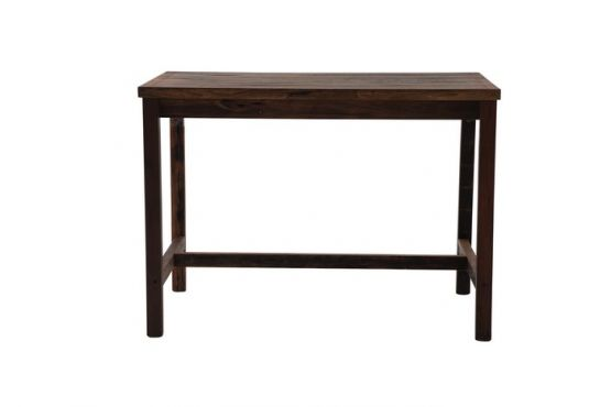 wood design high bar table - products - 1825 interiors