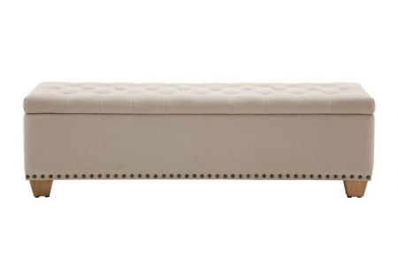 Angelique Storage Ottoman
