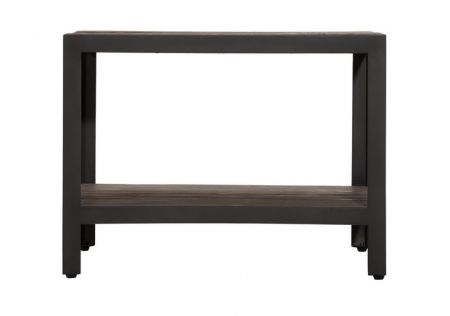Berkeley Coffee Table Square with Metal Frame