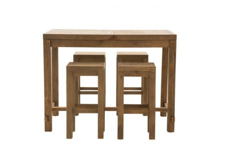 Stonemill Full Bar Package with Stonemill Wooden Stools