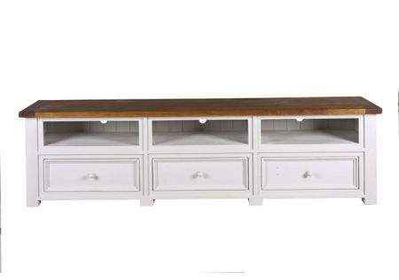 Tuscan Large TV Unit