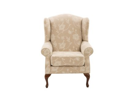 wing chair display | wing chair design | wing chair livingroom displays | Australian-made product