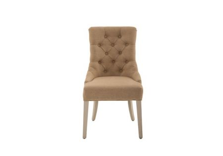 Gallery Dining Chair with Ivory Legs