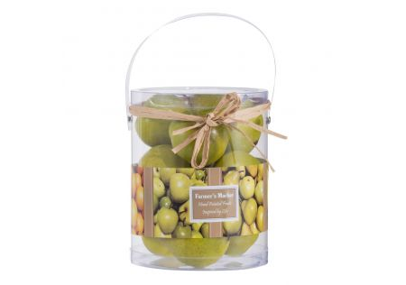 Mixed Pear Bowl Filler (Pack of 9)