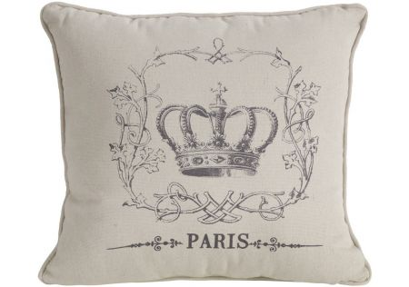 Paris Small Square Cushion