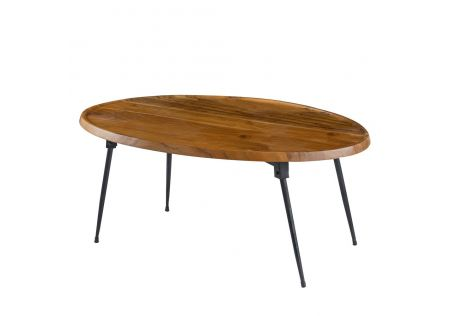 Merton Oval Coffee Table