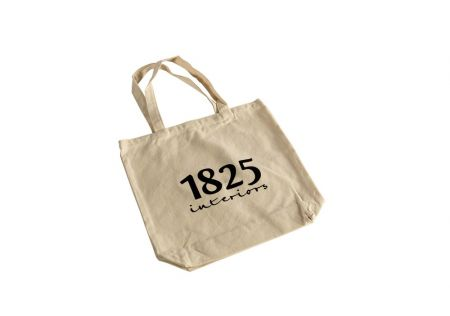 1825 Interiors Charity Tote Bag