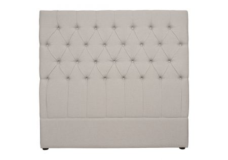 Notting Hill Double Headboard Beige