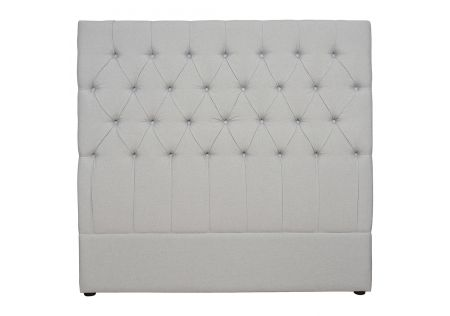 Notting Hill Double Headboard Pale Duckegg Blue