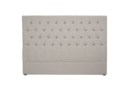 Notting Hill King Headboard Beige