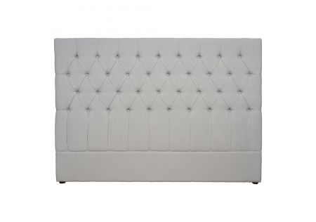 Notting Hill King Headboard Pale Duckegg Blue