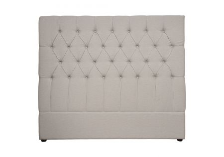 Notting Hill Queen Headboard Beige