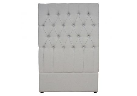 Notting Hill Single Headboard Pale Duckegg Blue