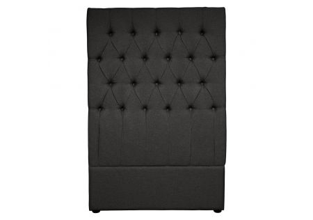 Notting Hill Single Headboard Charcoal