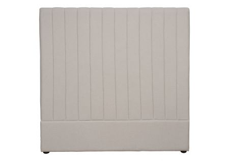 Milano Double Headboard Beige