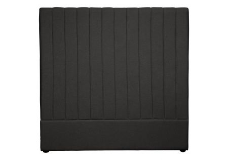 Milano Double Headboard Charcoal