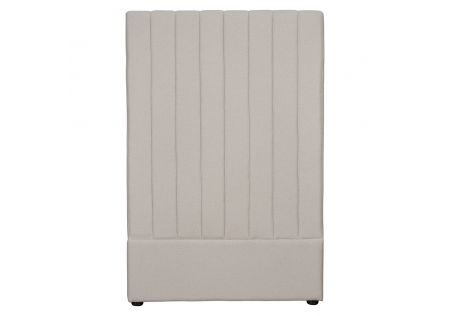 Milano Single Headboard Beige