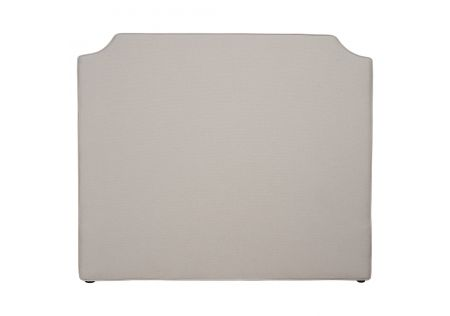 York Queen Headboard Beige