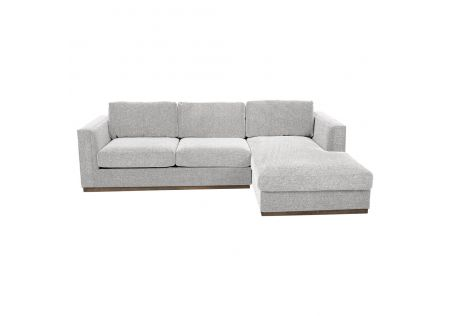 Sonoma Sofa Right Hand Facing Chaise Light Fabric