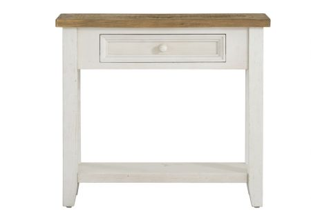 Byron Console Table with 1 Drawer