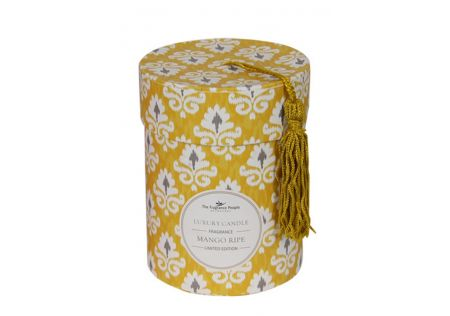 Luxury Candle - Mango Ripe