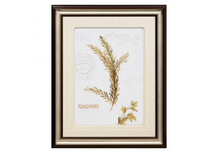 Wholesome Herbs Framed Print A