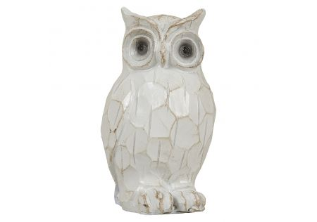 Wise Old Owl Small