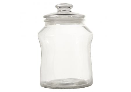 George Glass Lolly Jar Large