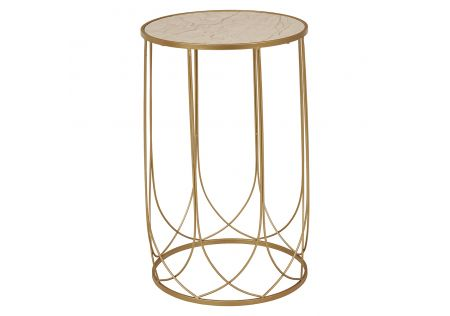 Crescent Side Table Large