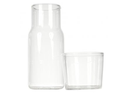 Glass Night Water Set