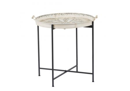Dainty Round Side Table