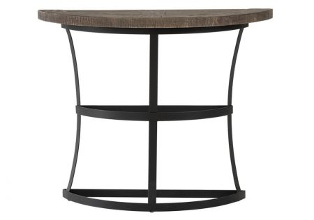 Newcastle Half Round Console Table