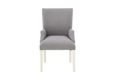 Baxter Armchair with Ivory Legs