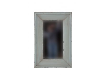 Concord Mirror with Timber Frame