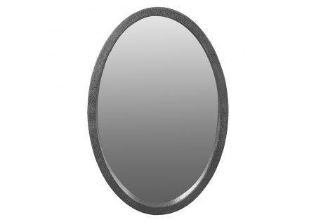 Hastings Wall Mirror Black